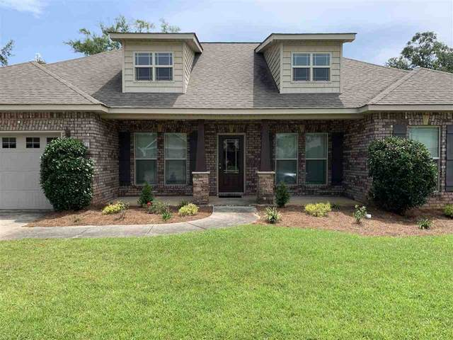3471 Woodward Drive, Mobile, AL 36695 (MLS #302648) :: The Kathy Justice Team - Better Homes and Gardens Real Estate Main Street Properties