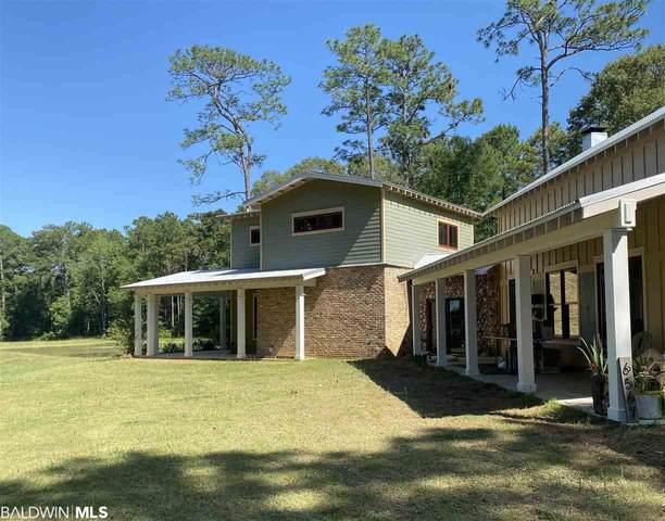 6567 Hawthorne Ln, Fairhope, AL 36532 (MLS #302661) :: Mobile Bay Realty