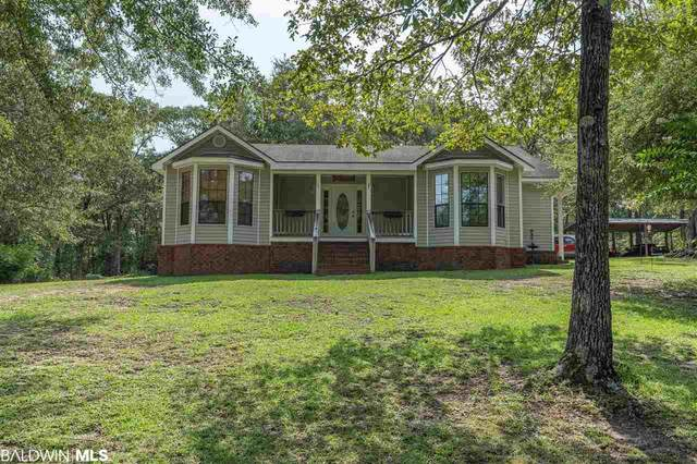 19940 Robert Walker Rd, Citronelle, AL 36522 (MLS #302671) :: The Kathy Justice Team - Better Homes and Gardens Real Estate Main Street Properties