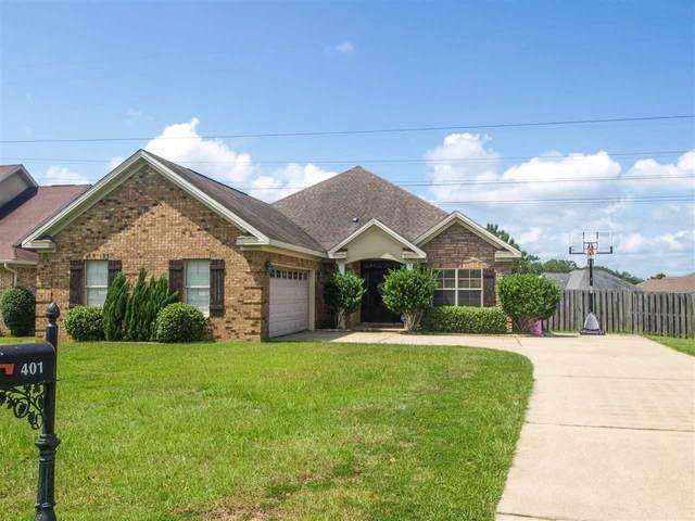 401 Allison Court, Mobile, AL 36608 (MLS #302684) :: EXIT Realty Gulf Shores