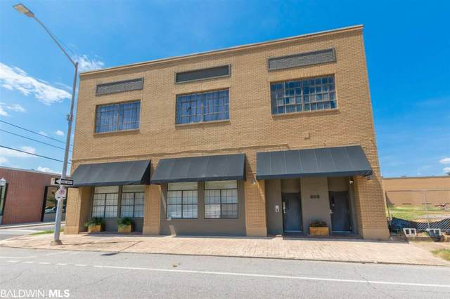 308 St Louis #101, Mobile, AL 36602 (MLS #302731) :: Elite Real Estate Solutions