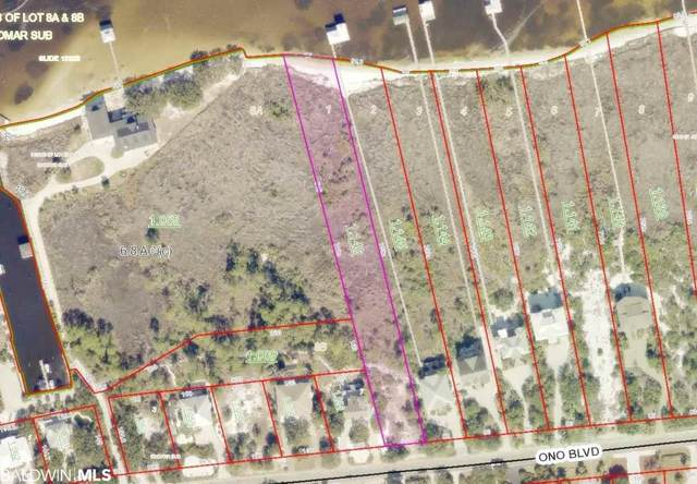 0 Ono Blvd, Orange Beach, AL 36561 (MLS #302740) :: Maximus Real Estate Inc.