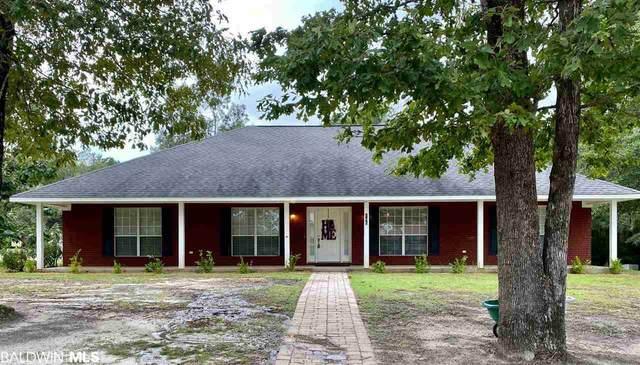 105 Camelia Circle, Flomaton, AL 36441 (MLS #302748) :: Ashurst & Niemeyer Real Estate