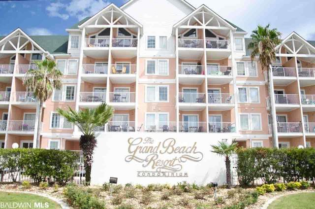 572 E Beach Blvd #310, Gulf Shores, AL 36542 (MLS #302782) :: Maximus Real Estate Inc.