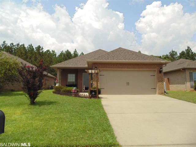 661 Beignet Drive, Foley, AL 36535 (MLS #302878) :: Elite Real Estate Solutions