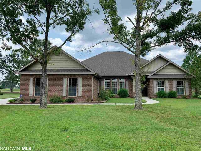 22956 Carnoustie Drive, Foley, AL 36535 (MLS #302880) :: The Kim and Brian Team at RE/MAX Paradise