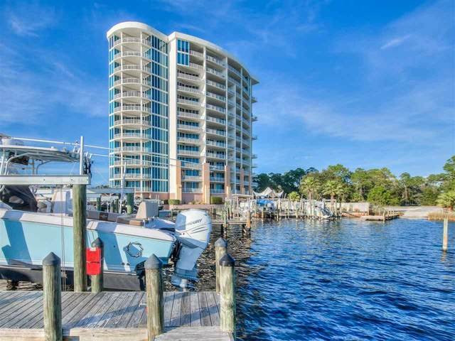 28250 E Canal Road #408, Orange Beach, AL 36561 (MLS #302952) :: Ashurst & Niemeyer Real Estate
