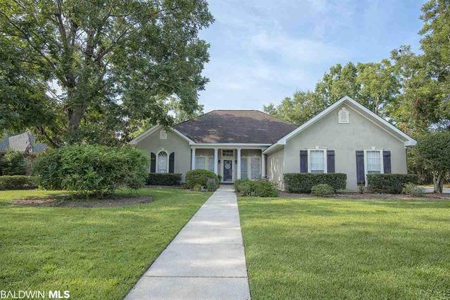 105 Conti Court, Fairhope, AL 36532 (MLS #302986) :: Mobile Bay Realty