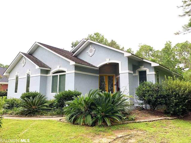 746 Bear Creek Cove, Gulf Shores, AL 36542 (MLS #303082) :: The Kim and Brian Team at RE/MAX Paradise