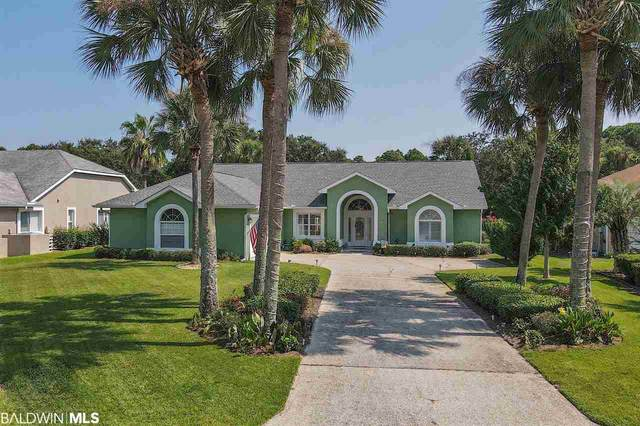 39 Lagoon Dr, Gulf Shores, AL 36542 (MLS #303171) :: Elite Real Estate Solutions