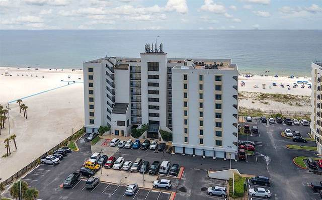 333 W Beach Blvd #703, Gulf Shores, AL 36542 (MLS #303186) :: Alabama Coastal Living