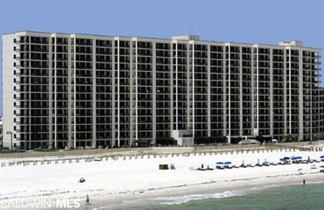29576 Perdido Beach Blvd #714, Orange Beach, AL 36561 (MLS #303199) :: The Kim and Brian Team at RE/MAX Paradise