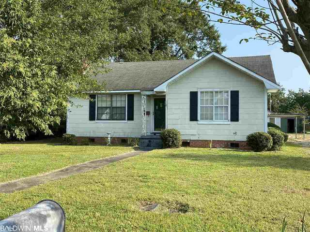 403 E Craig Street, Atmore, AL 36502 (MLS #303225) :: Alabama Coastal Living