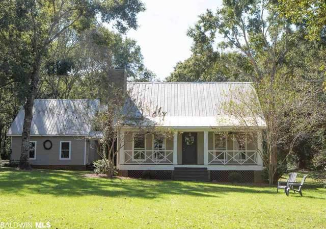16683 County Road 26, Magnolia Springs, AL 36535 (MLS #303263) :: Elite Real Estate Solutions