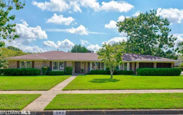 502 Highland Woods Dr, Mobile, AL 36608 (MLS #303272) :: Mobile Bay Realty
