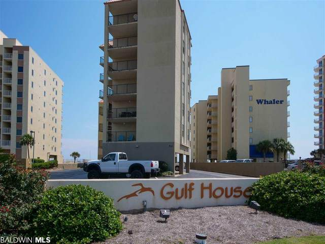 511 E Beach Blvd #402, Gulf Shores, AL 36542 (MLS #303276) :: Coldwell Banker Coastal Realty