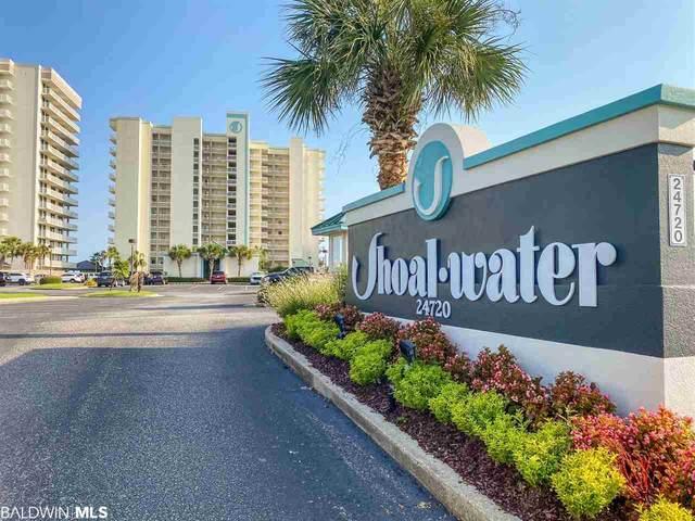 24720 Perdido Beach Blvd #1205, Orange Beach, AL 36561 (MLS #303355) :: Gulf Coast Experts Real Estate Team