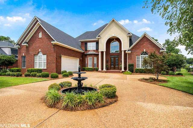 1244 Heron Lakes Cir, Mobile, AL 36693 (MLS #303458) :: Gulf Coast Experts Real Estate Team