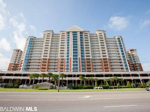 455 E Beach Blvd #914, Gulf Shores, AL 36542 (MLS #303465) :: Gulf Coast Experts Real Estate Team