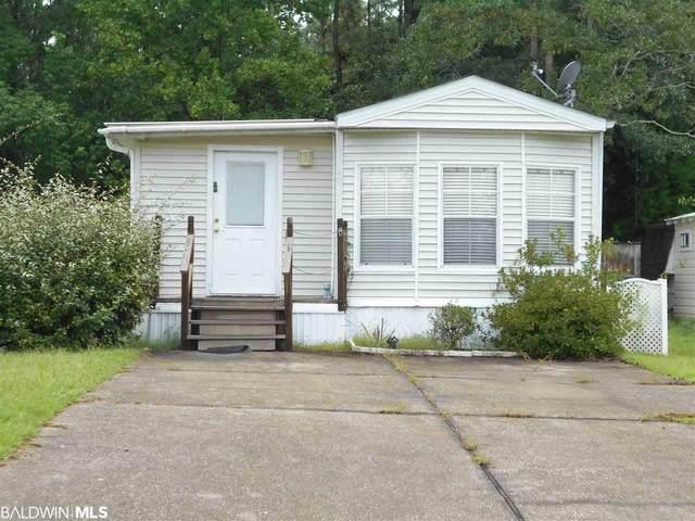280 Buena Vista Circle, Lillian, AL 36549 (MLS #303532) :: EXIT Realty Gulf Shores