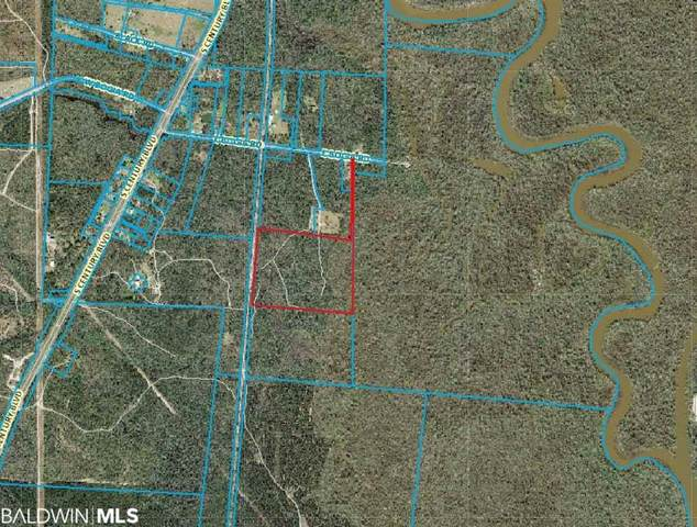 500 Blk E Bogia Rd, Mcdavid, FL 32568 (MLS #303623) :: Elite Real Estate Solutions