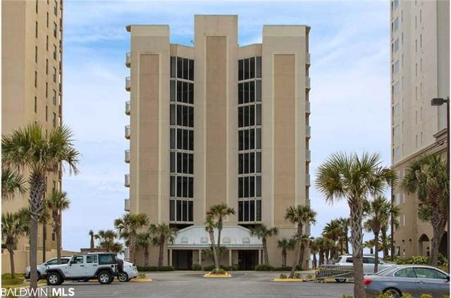 24114 Perdido Beach Blvd #802, Orange Beach, AL 36561 (MLS #303643) :: EXIT Realty Gulf Shores