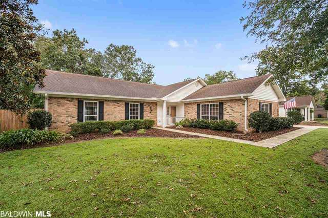20925 Lowry Drive, Fairhope, AL 36532 (MLS #303660) :: EXIT Realty Gulf Shores