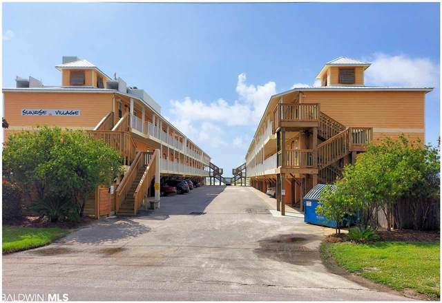 1159 W Beach Blvd #118, Gulf Shores, AL 36542 (MLS #303672) :: Alabama Coastal Living
