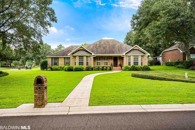 19637 Quail Creek Drive, Fairhope, AL 36532 (MLS #303698) :: Coldwell Banker Coastal Realty