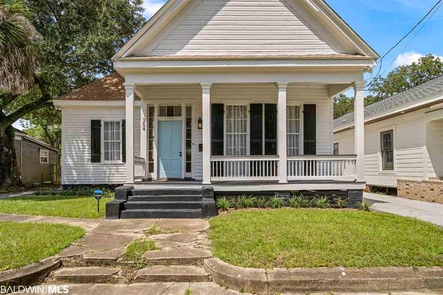 354 S Broad Street, Mobile, AL 36603 (MLS #303744) :: The Kim and Brian Team at RE/MAX Paradise