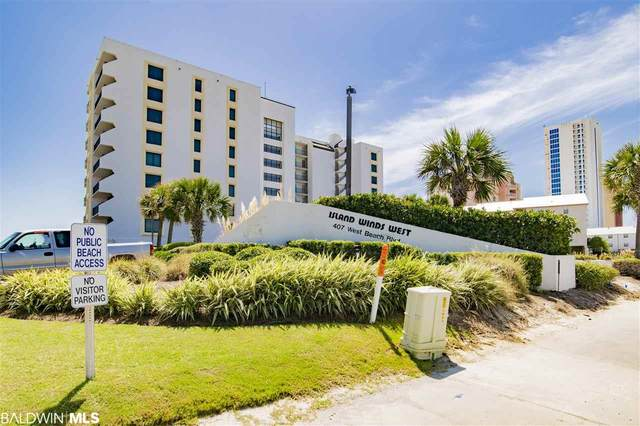 407 W Beach Blvd #175, Gulf Shores, AL 36542 (MLS #303782) :: Alabama Coastal Living