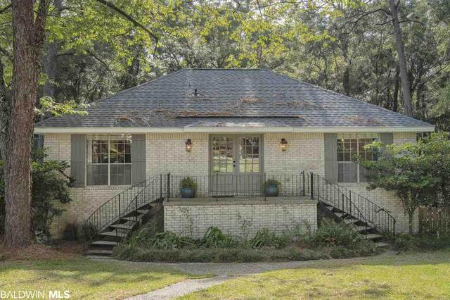 506 Washington Drive, Fairhope, AL 36532 (MLS #303810) :: Mobile Bay Realty