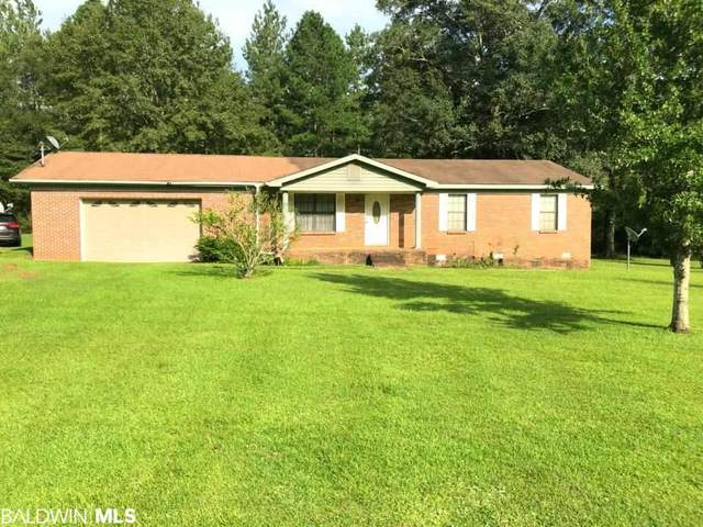 47500 Phillipsville Rd, Bay Minette, AL 36507 (MLS #303857) :: Dodson Real Estate Group