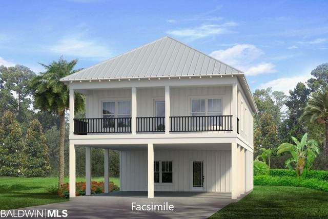 5390 Bay La Launch Avenue, Orange Beach, AL 36561 (MLS #303890) :: Coldwell Banker Coastal Realty