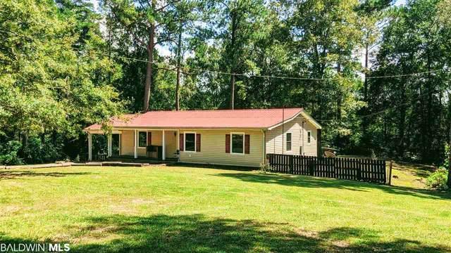 3880 Gainestown Road, Jackson, AL 36545 (MLS #303902) :: Coldwell Banker Coastal Realty