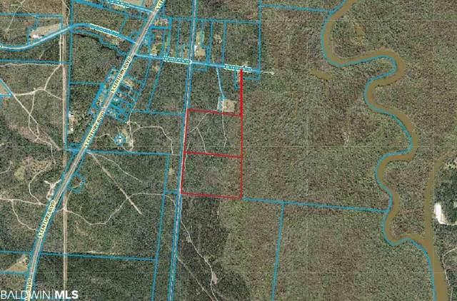 0 E Bogia Rd, Mcdavid, FL 32568 (MLS #303907) :: JWRE Powered by JPAR Coast & County