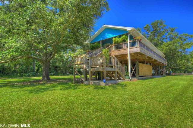 4171 Plash Road, Gulf Shores, AL 36542 (MLS #303945) :: The Kim and Brian Team at RE/MAX Paradise