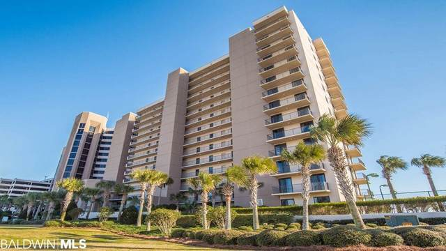 29576 Perdido Beach Blvd #1112, Orange Beach, AL 36561 (MLS #303946) :: The Kim and Brian Team at RE/MAX Paradise