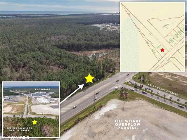0 Canal Road, Orange Beach, AL 36561 (MLS #303957) :: Mobile Bay Realty