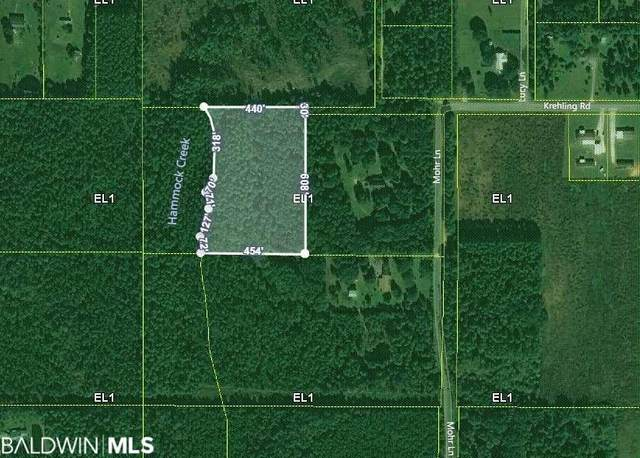 0 Krehling Road, Elberta, AL 36530 (MLS #303959) :: JWRE Powered by JPAR Coast & County