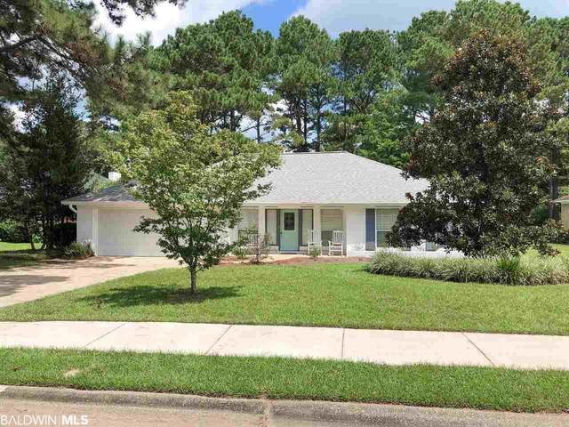 19850 Quail Creek Drive, Fairhope, AL 36532 (MLS #303988) :: Coldwell Banker Coastal Realty