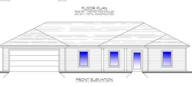 138 Plantation Circle, Summerdale, AL 36580 (MLS #303991) :: Elite Real Estate Solutions