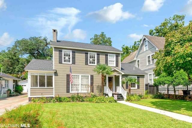 54 S Julia Street, Mobile, AL 36604 (MLS #304003) :: Coldwell Banker Coastal Realty