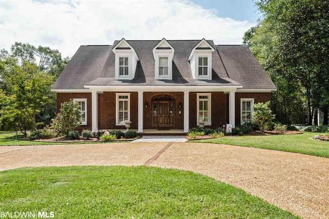 2720 Churchbell Drive, Mobile, AL 36695 (MLS #304097) :: Elite Real Estate Solutions