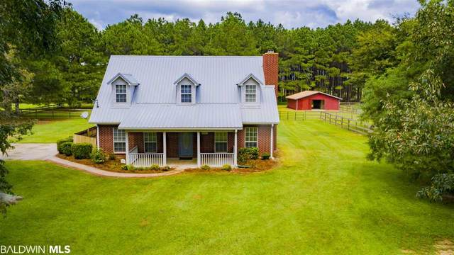 18089 Kendrick Road, Robertsdale, AL 36567 (MLS #304139) :: Alabama Coastal Living