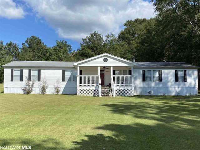 6850 Raines Road, Century, FL 32535 (MLS #304177) :: Elite Real Estate Solutions
