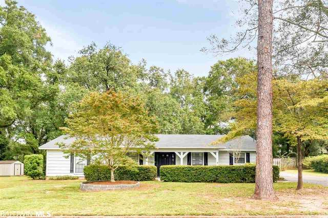 6404 Angela Court, Mobile, AL 36695 (MLS #304199) :: Elite Real Estate Solutions
