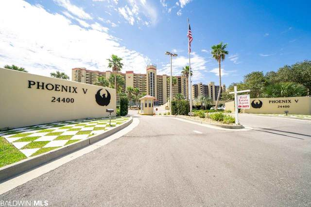 24400 Perdido Beach Blvd #1403, Orange Beach, AL 36561 (MLS #304204) :: EXIT Realty Gulf Shores
