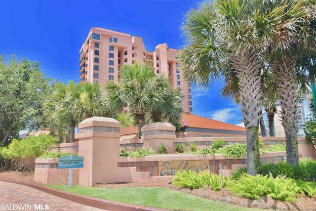 25174 Perdido Beach Blvd 501W, Orange Beach, AL 36561 (MLS #304225) :: The Kim and Brian Team at RE/MAX Paradise