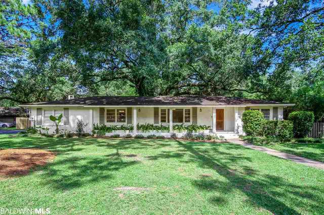 1064 Hillcrest Lane, Mobile, AL 36693 (MLS #304232) :: Gulf Coast Experts Real Estate Team